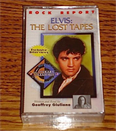 ELVIS THE LOST TAPES CASSETTE