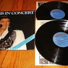ELVIS IN CONCERT 2 RECORD SET