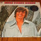 BOBBY SHERMAN HERE COMES BOBBY SEALED LP