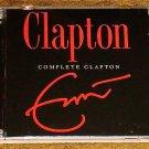 ERIC CLAPTON COMPLETE CLAPTON ORIGINAL 2-CD SET  FREE USA SHIPPING!