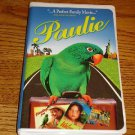 Paulie VHS  in Clam Shell Case