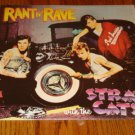 STRAY CATS RANT N RAVE ORIGINAL LP  Still in Shrink