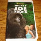 Disney's MIGHTY JOE YOUNG VHS  in Clam Shell Case