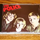 THE POLICE OUTLANDOS D'AMOUR ORIGINAL CD