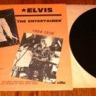 ELVIS PRESLEY  THE ENTERTAINER ORIGINAL LP