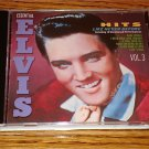 ELVIS HITS LIKE NEVER BEFORE ESSENTIAL ELVIS VOL. 3 CD