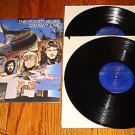 THE MOODY BLUES CAUGHT LIVE +5  Double LP Set