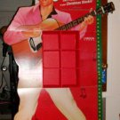 ELVIS CHRISTMAS ORNAMENT STAND UP DISPLAY CARLTON CARDS