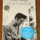 ELVIS PRESLEY PLATINUM A LIFE IN MUSIC 4 CASSETTE BOX SET