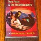 TOM PETTY & THE HEARTBREAKERS GREATEST HITS ORIGINAL CASSETTE