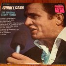 JOHNNY CASH TENNESSEE TWO & THE SINGING STORY TELLER ORIGINAL SUN LP SEALED!