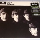 THE BEATLES WITH THE BEATLES REMASTERED 180 GRAM VINYL LP  SEALED !