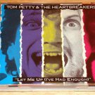 TOM PETTY & THE HEARTBREAKERS LET ME UP (I'VE HAD ENOUGH) ORIGINAL CD 1987