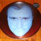 PHIL COLLINS SUSSUDIO 12-INCH PICTURE DISC LP WITH HYPE STICKER ON SLEEVE