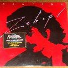 SANTANA ZEBOP ORIGINAL LP STILL SEALED WITH HYPE STICKER!