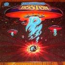 BOSTON FIRST ALBUM ORIGINAL HALF SPEED MASTER RECORDING LP COMPLETE WITH INSERT