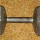 EXERCISE DUMBBELL WEIGHT 45 LBS.