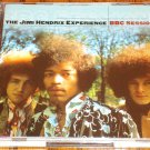JIMI HENDRIX THE JIMI HENDRIX EXPERIENCE THE BBC SESSIONS 2-CD SET 1998