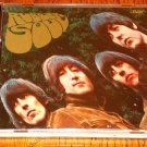 THE BEATLES RUBBER SOUL ORIGINAL CD
