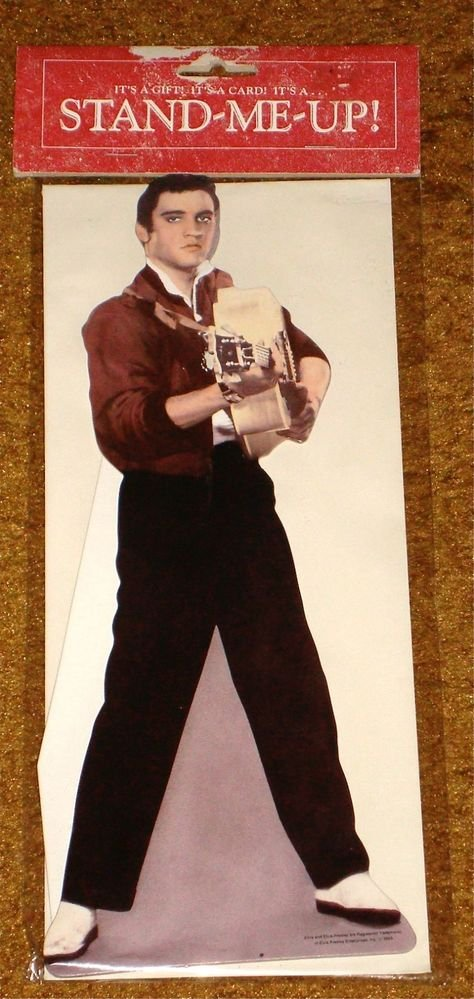 ELVIS PRESLEY STAND-ME-UP SEALED !