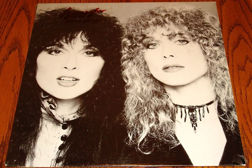 HEART BEBE LE STRANGE ORIGINAL LP STILL FACTORY SEALED WITH HYPE STICKER!  1980