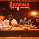 NAZARETH PLAY 'N' THE GAME ORIGINAL LP STILL IN SHRINK 1976