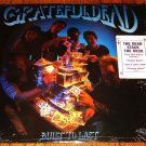 GRATEFUL DEAD BUILT TO LAST ORIGINAL LP WITH INSERT AND PHOTO STILL IN SHRINK