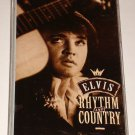 ELVIS PRESLEY RHYTHM AND COUNTRY ESSENTIAL ELVIS VOLUME 5 CASSETTE