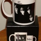 THE BEATLES WITH THE BEATLES COFFEE MUG New In Box!