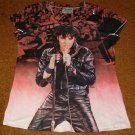 ELVIS PRESLEY 68 COMEBACK MISSY CREW NECK SHIRT DOUBLE-SIDED NEW!