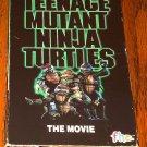 TEENAGE MUTAT NINJA TURTLES VHS THE MOVIE