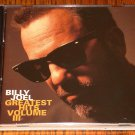 BILLY JOEL GREATEST HITS VOLUME III ORIGINAL CD 1997