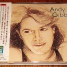 ANDY GIBB JAPAN CD WITH OBI BEE GEES  OUT OF PRINT!