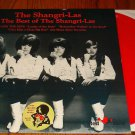 THE SHANGRI-LAS THE BEST OF THE SHANGRI-LAS LIMITED EDITION RARE COLORED VINYL