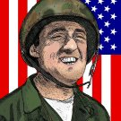 Gomer Pyle Amaral Cartoons Poster