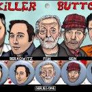 Killer Buttons 5 Serial Killer Button Set  Amaral Cartoons