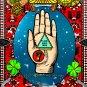 Good Luck Amaral Cartoons Poster