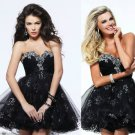 ANFT1038 Free Shipping   New Bridesmaid Wedding Gown Prom Ball Evening Dress Size 6-8-10-12-14