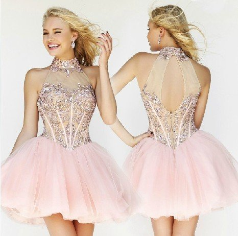 ANSD8069  Free Shipping New Bridesmaid Wedding Gown Prom Ball Evening Dress Size 6-8-10-12-14