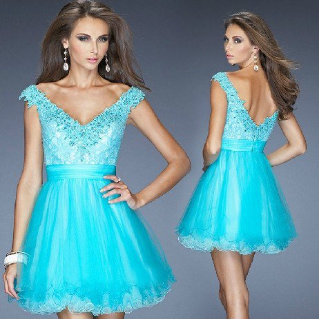 ANSD8077  Free Shipping New Bridesmaid Wedding Gown Prom Ball Evening Dress Size 6-8-10-12-14