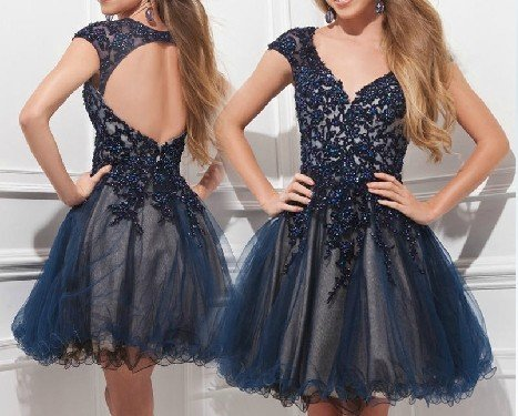 ANFT1111   Free Shipping New Bridesmaid Wedding Gown Prom Ball Evening Dress Size 6-8-10-12-14