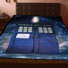 Dr who public box Large fleece blanket 40438849 best for gift