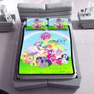 My little pony queen size fleece blanket and 2 pillowcases 71410053,71410054(2) best for gift