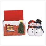Snowman Table Set
