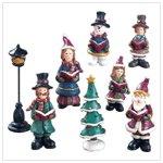 Christmas Choir Figurine Gift Set