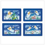 Christmas Angel Placemats