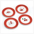 Perfectly Plaid Dinner Plates