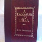 A Passage to India. E. M. Forster, author. VG
