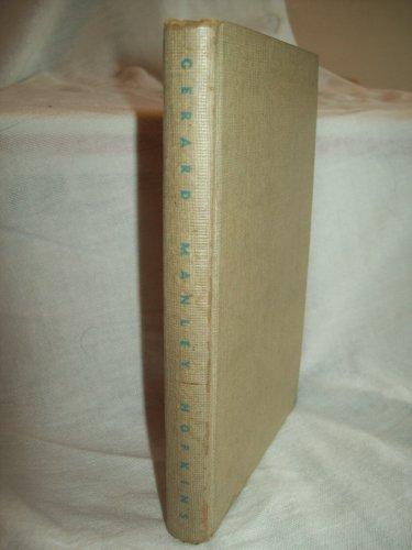 Gerard Manley Hopkins. The Kenyon Critics, et. al. 1st Edition. VG