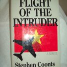 Flight Of The Intruder. Stephen Coonts, author. 2nd Printing. NF/NF